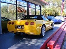 2001 Chevrolet Corvette Convertible for sale 101027248