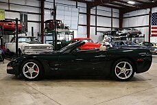 2001 Chevrolet Corvette Convertible for sale 101035571