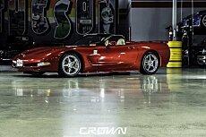 2001 Chevrolet Corvette Convertible for sale 101051884