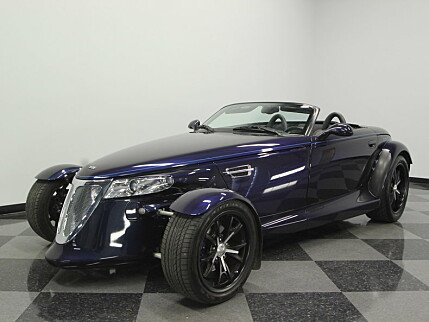 2001 Chrysler Prowler for sale 100725490