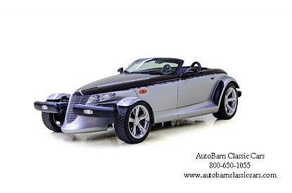 2001 Chrysler Prowler for sale 100860211