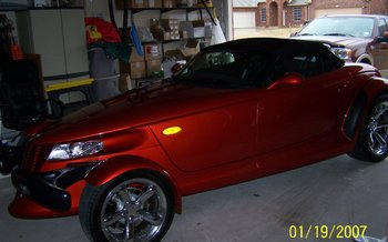 2001 Chrysler Prowler for sale 100779504
