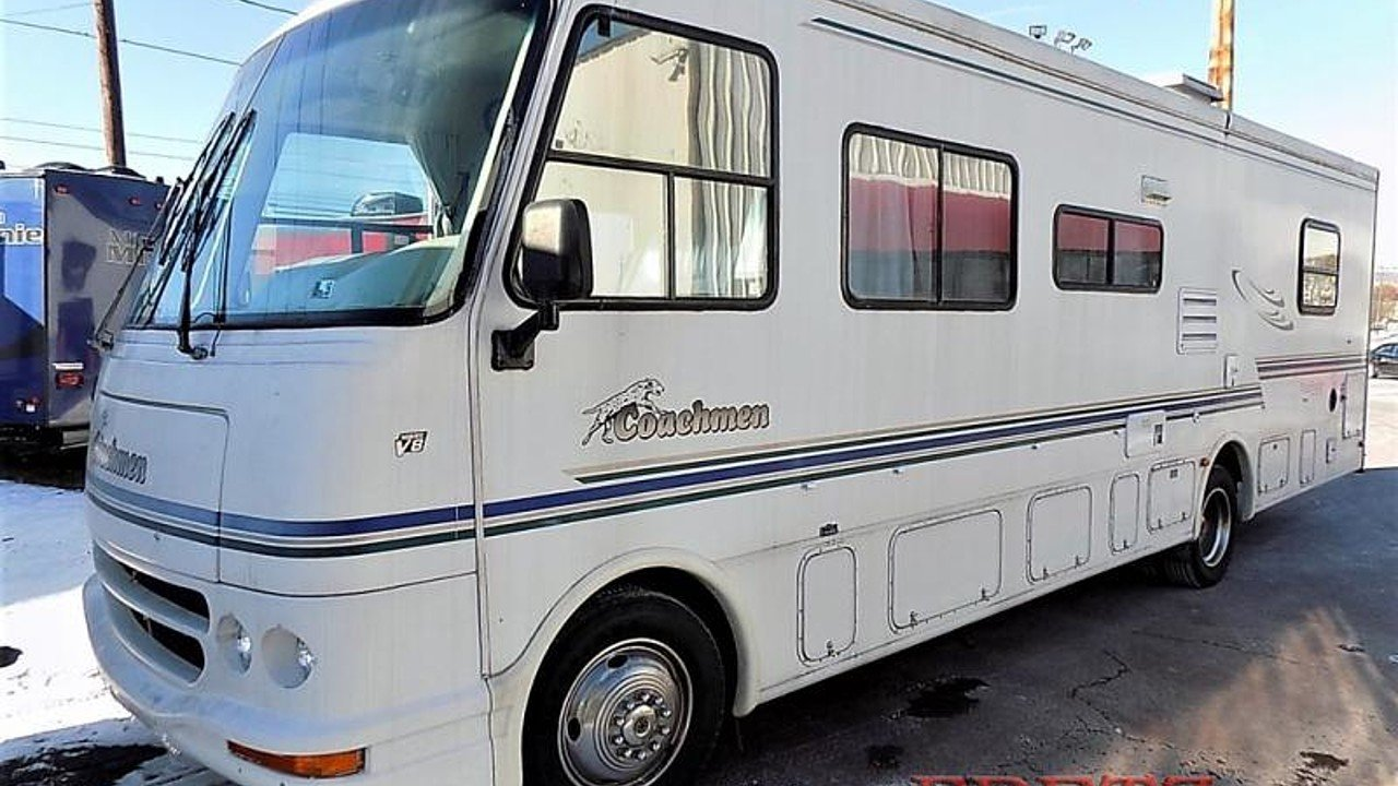 2001 Coachmen Pathfinder for sale 300156543