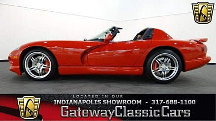 2001 Dodge Viper RT/10 Roadster for sale 100777897