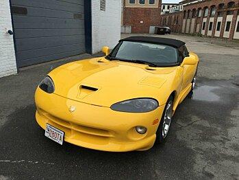 2001 Dodge Viper for sale 100887175