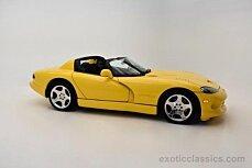 2001 Dodge Viper RT/10 Roadster for sale 100873778