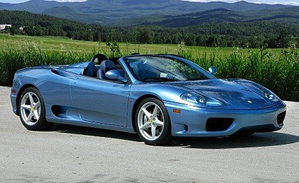 2001 Ferrari 360 for sale 100738094