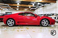 2001 Ferrari 360 Modena for sale 100849230