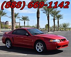 2001 Ford Mustang Cobra Coupe for sale 100915535