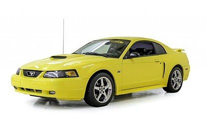 2001 Ford Mustang GT Coupe for sale 100989556