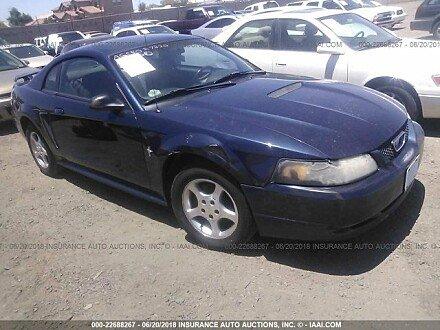 2001 Ford Mustang Coupe for sale 101016006