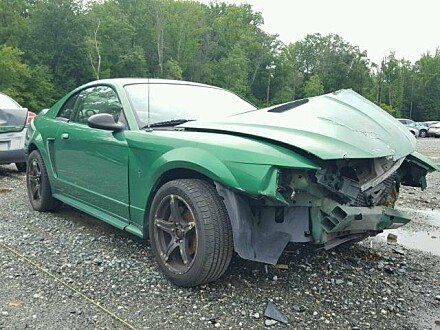 2001 Ford Mustang Coupe for sale 101043458