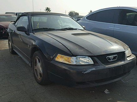 2001 Ford Mustang Convertible for sale 101056094