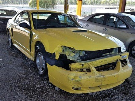 2001 Ford Mustang Coupe for sale 101056657