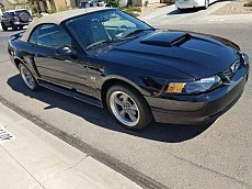 2001 Ford Mustang GT Convertible for sale 100908012