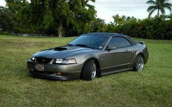 2001 Ford Mustang GT Convertible for sale 101053275