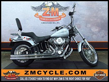 2001 Harley-Davidson Softail for sale 200438634