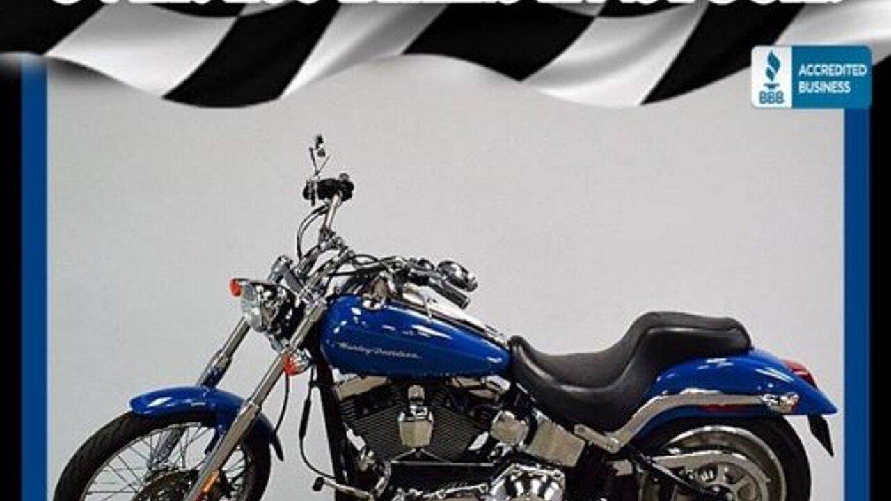 2001 Harley-Davidson Softail for sale 200449557