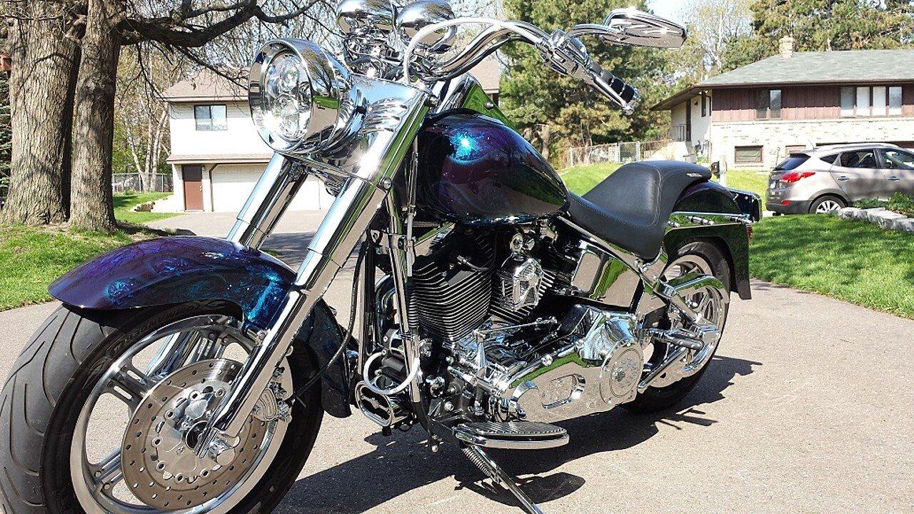 2001 Harley-Davidson Softail Fat Boy for sale 200491606