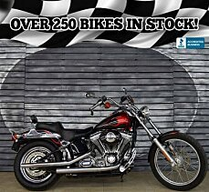 2001 Harley-Davidson Softail for sale 200560073