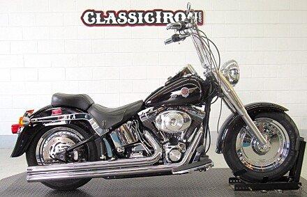 2001 Harley-Davidson Softail for sale 200605267