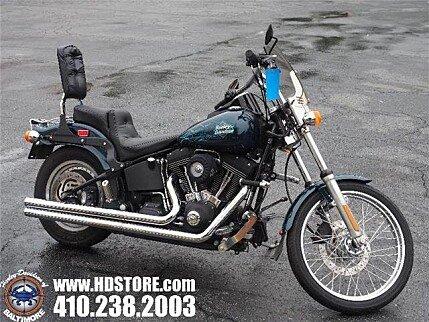 2001 Harley-Davidson Softail Night Train for sale 200639468