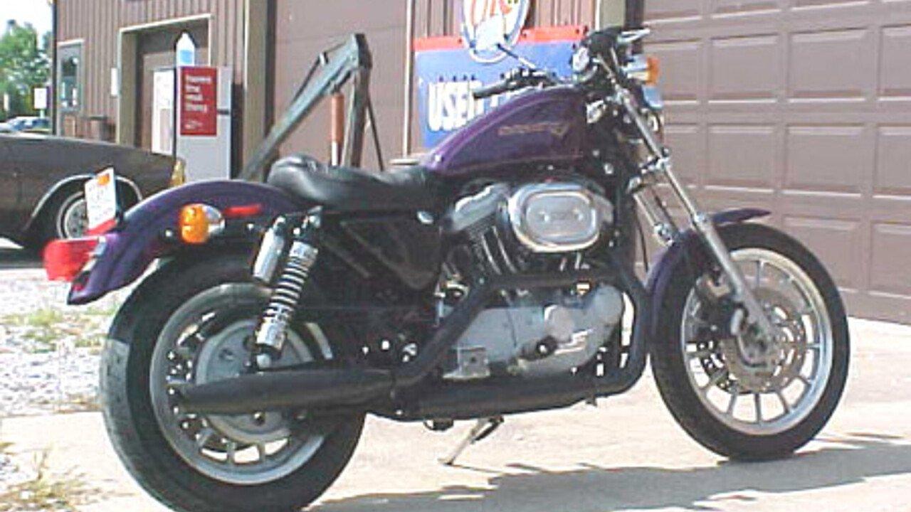 2001 Harley-Davidson Sportster for sale 200325630