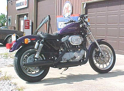 2001 Harley-Davidson Sportster for sale 200325630