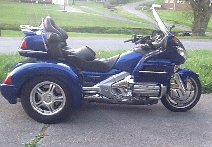 2001 Honda Gold Wing for sale 200523016