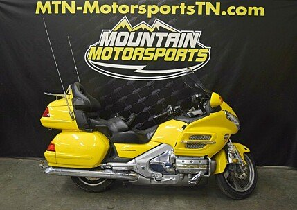 2001 Honda Gold Wing for sale 200553060