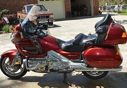 2001 Honda Gold Wing for sale 200618079