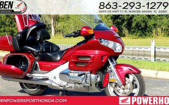 2001 Honda Gold Wing for sale 200642997