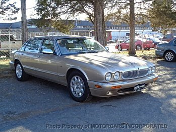 2001 Jaguar XJ Vanden Plas for sale 100883083