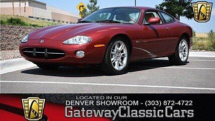 2001 Jaguar XK8 Coupe for sale 101014449