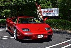 2001 Lamborghini Diablo VT 6.0 Coupe for sale 101008507