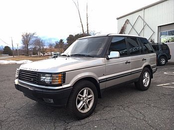 2001 Land Rover Range Rover SE for sale 100914394