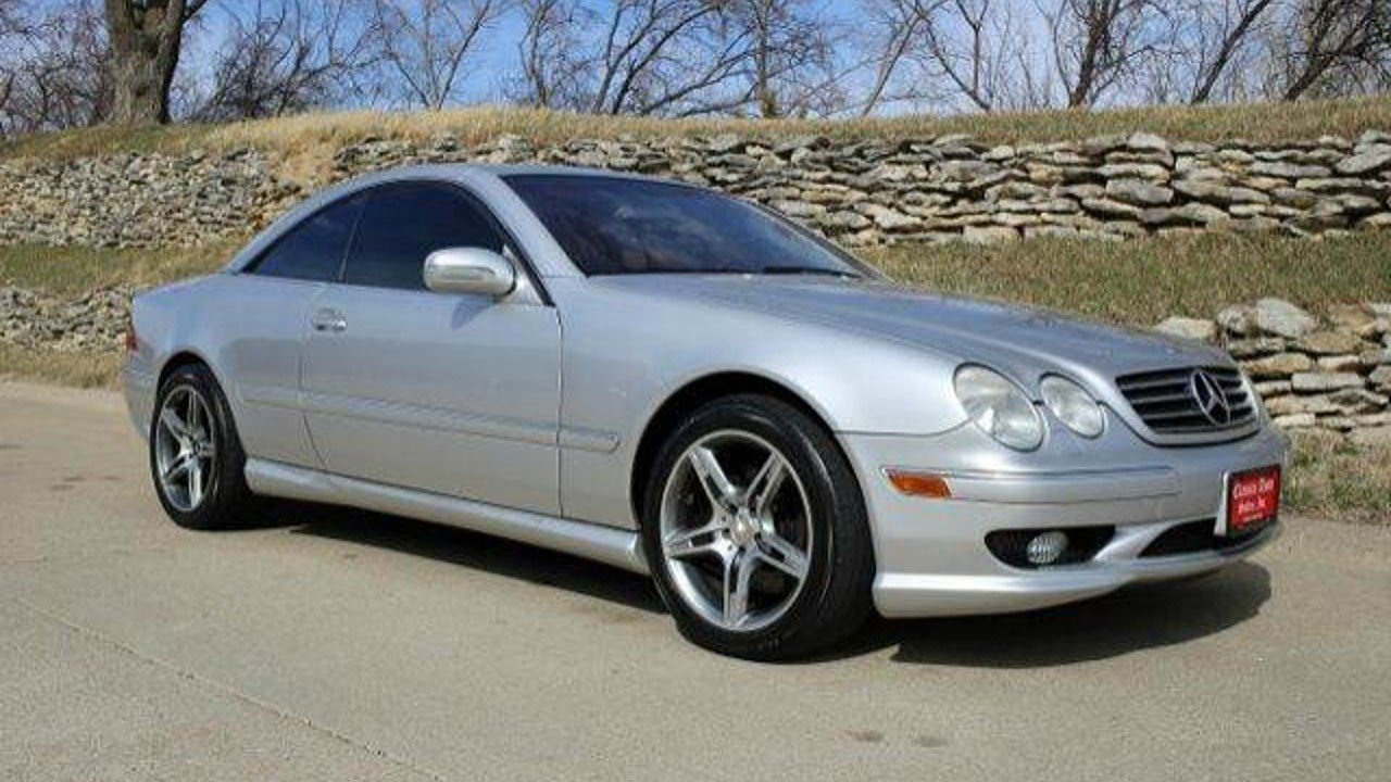 2001 Mercedes-Benz CL55 AMG for sale 100721091