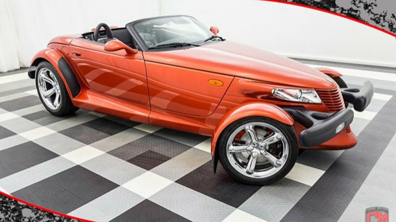 2001 Plymouth Prowler for sale 100881349