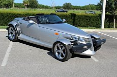 2001 Plymouth Prowler for sale 100774664