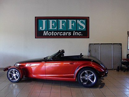 2001 Plymouth Prowler for sale 100883784