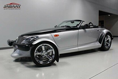 2001 Plymouth Prowler for sale 100893221