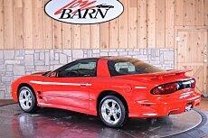 2001 Pontiac Firebird Coupe for sale 100944379