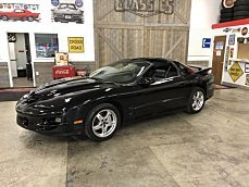 2001 Pontiac Firebird Coupe for sale 101024225