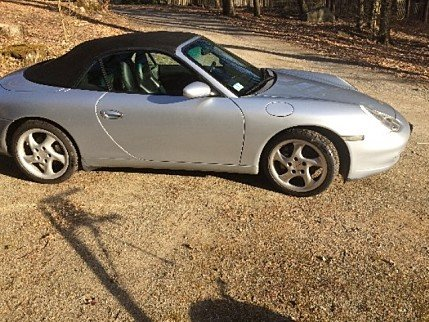 2001 Porsche 911 Cabriolet for sale 100765145