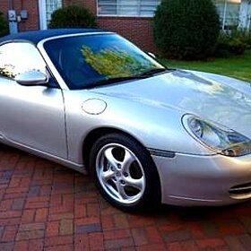 2001 Porsche 911 Cabriolet for sale 100765559