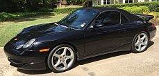 2001 Porsche 911 Cabriolet for sale 100768679