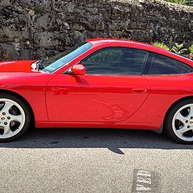 2001 Porsche 911 Coupe for sale 100781010