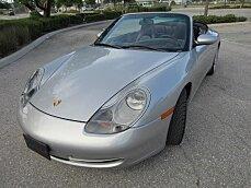 2001 Porsche 911 Cabriolet for sale 100883821