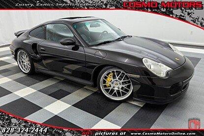 2001 Porsche 911 Turbo Coupe for sale 100896012