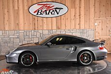2001 Porsche 911 Turbo Coupe for sale 100978403